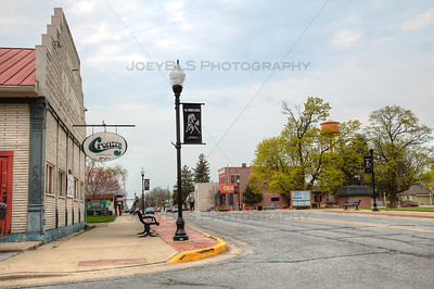 Downtown Kouts, Indiana