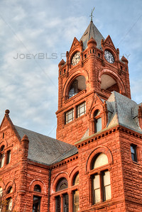 La Porte, Indiana Court House