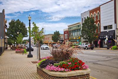 Downtown La Porte, Indiana