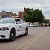 La Porte, Indiana Police Patrol Car
