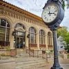 La Porte, Indiana City Hall and Downtown Clock