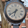 City of La Porte Clock