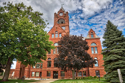 La Porte County Indiana Courthouse