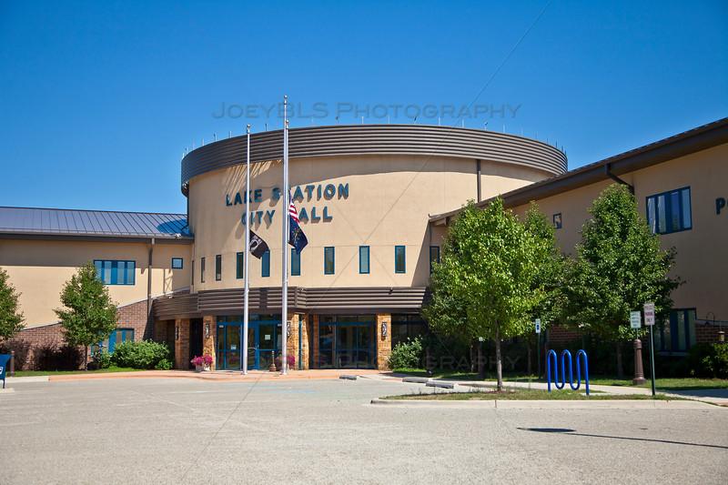 Lake Station, Indiana City Hall