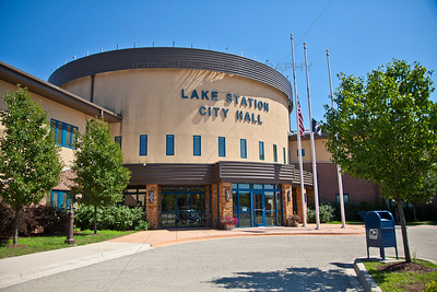 Lake Station, Indiana City Hall