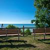 Long Beach, Indiana View of Lake Michigan
