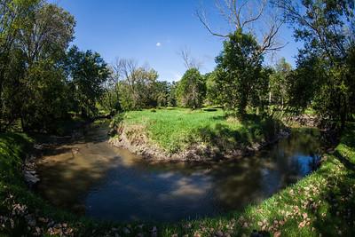 Hidden Lake Park in Merrillville, Indiana