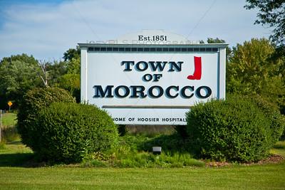 Morocco, Indiana