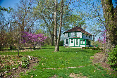Kaske House in Munster, Indiana