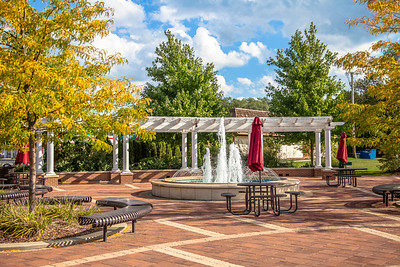 Munster, Indiana Monon Trailhead Plaza