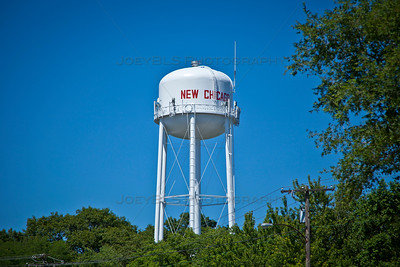 New Chicago, Indiana Water Tower