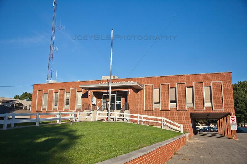 Portage, Indiana Police Station