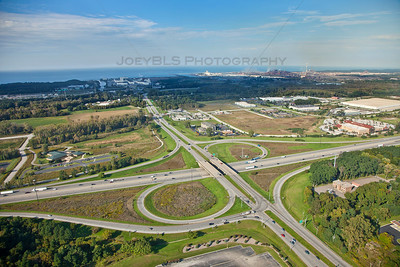 Portage, Indiana Ameriplex at I-94