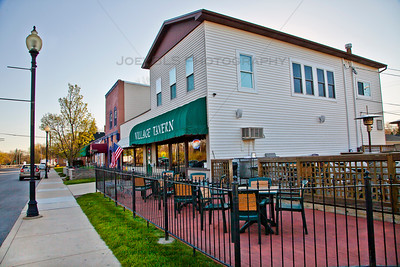 The Village Tavern in downtown Porter, Indiana