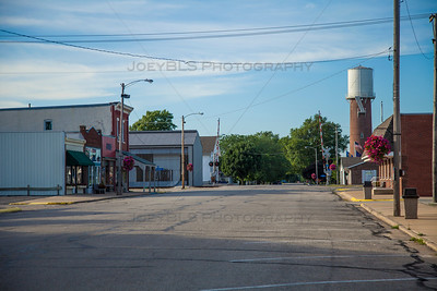 Downtown Remington, Indiana