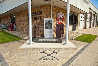 Rensselaer, Indiana September 11th Memorial