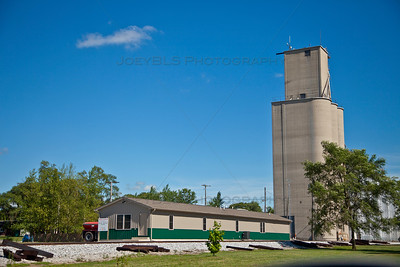 Grain Elevator in Roselawn Indiana