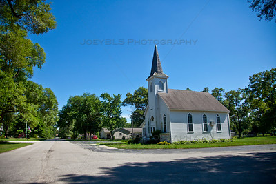 Church in Roselawn, Indiana