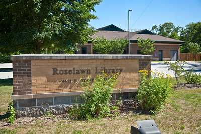 Roselawn, Indiana Library