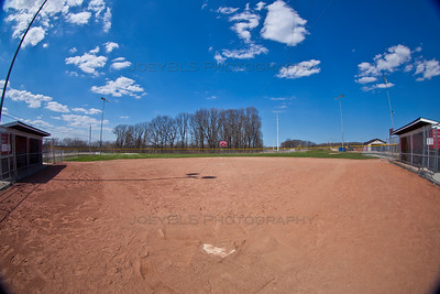Schererville Little League Baseball Field