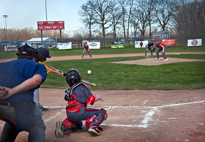 Schererville Little League Game