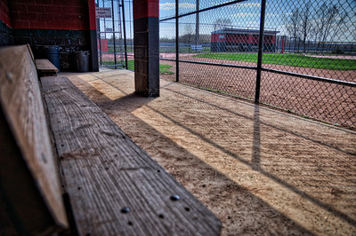 Schererville Little League Dugout