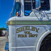 Shelby, Indiana Fire Truck