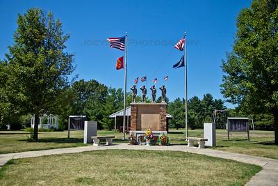 Shelby, Indiana Memorial