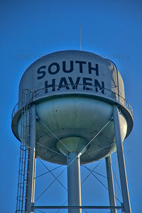 South Haven, Indiana Water Tower