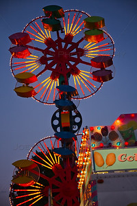 St John, Indiana Carnival Rides