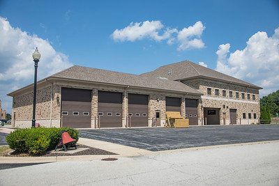 Fire Department in St John, Indiana