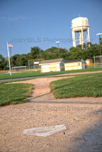 St John, Indiana Baseball Field