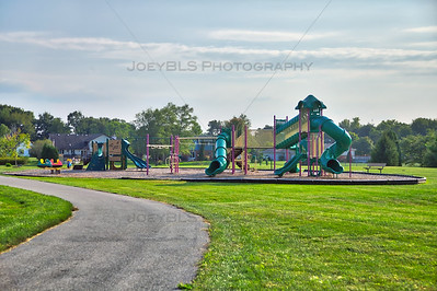 Heartland Park Playground in St John, Indiana