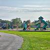 Heartland Park Playground in St John, Indiana