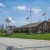 St John, Indiana Town Hall Spring