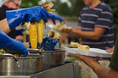 St John, Indiana Corn Roast