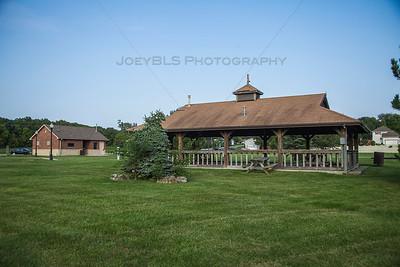 Prairie West Park in St John, Indiana