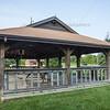 St John, Indiana Picnic Shelter at Prairie West Park