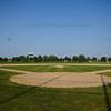 St John, Indiana Babe Ruth Baseball Field