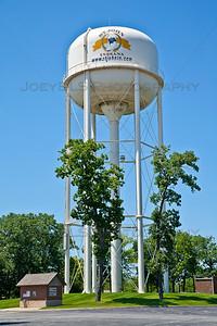 St. John, Indiana Water Tower