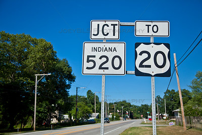 Town of Pines Junction of Indiana 520
