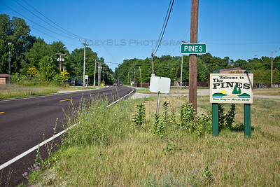 Town of Pines on US 12