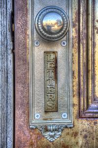 Porter County Museum Jail Door