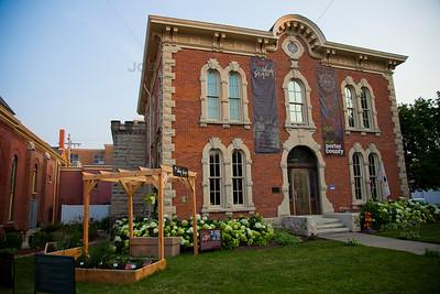 Historical Society of Porter County Museum in Valparaiso, Indiana