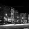 Downtown Valparaiso, Indiana Lincolnway at Night