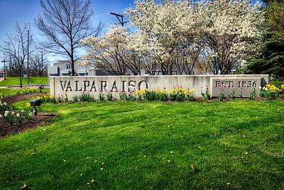 Spring in Valparaiso, Indiana