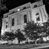 Porter County Court House in Valparaiso at Night