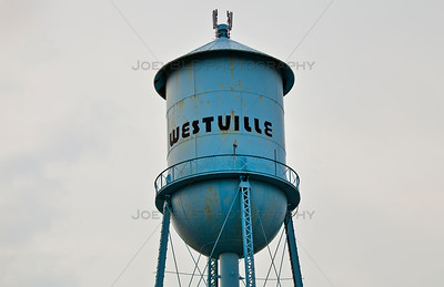 Westville, Indiana Water Tower