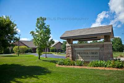 Wheatfield, Indiana Library