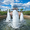 Fountains in Whiting, Indiana's Lakefront Park